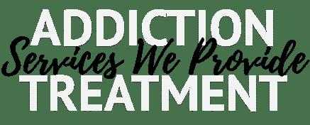 Addiction Treatment Services Title Image