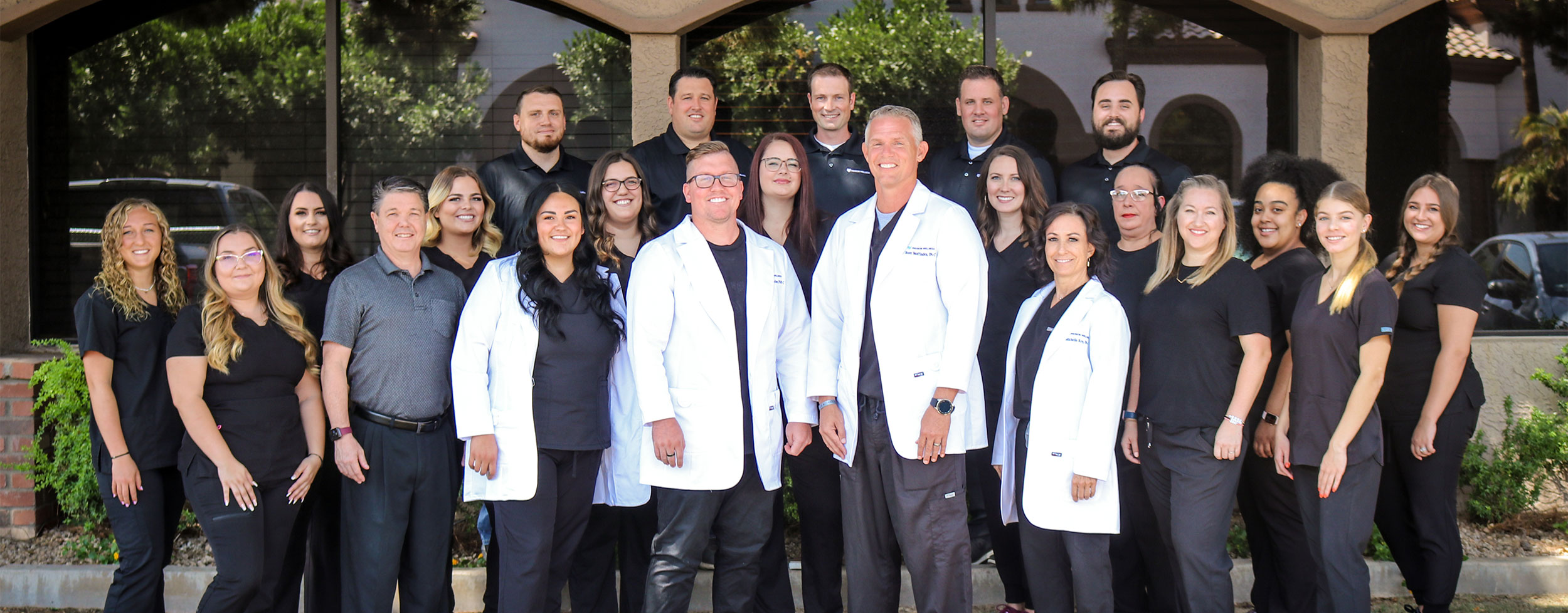 Phusion Wellness team photo